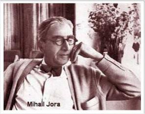 Bompozitorul, dirijorul, pianistul si pedagogul roman Mihail Jora - foto preluat de pe cersipamantromanesc.wordpress.com