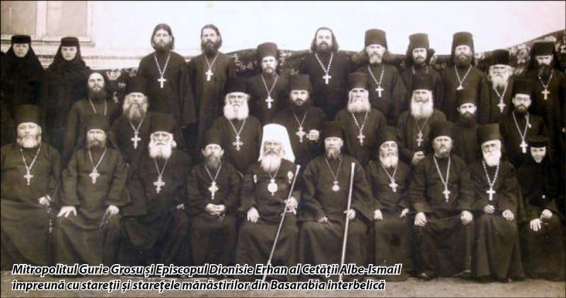 6 mai 1925: A fost infiintata Mitropolia Basarabiei - foto: archiva.flux.md