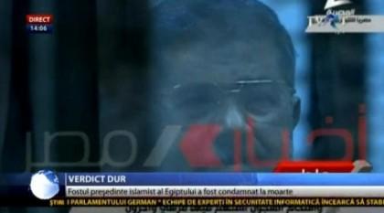 Mohamed Morsi - foto preluat de pe stiri.tvr.ro