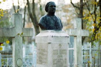 Mormîntul lui Alexei Mateevici