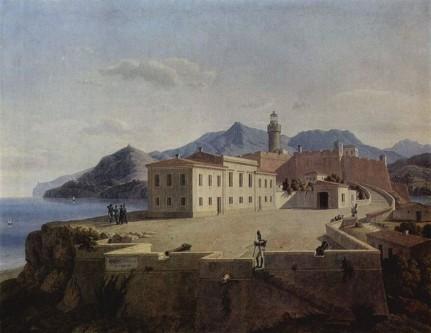 1814: Napoleon I ajunge la Portoferraio pe insula Elba unde își va începe exilul - foto: ro.wikipedia.org