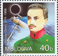 Nicolae Donici - astronom  roman originar din Basarabia - foto - ro.wikipedia.org