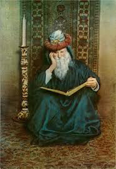 Omar Haiām (Ghiās od-Dīn Abul-Fatah Omār ibn Ibrāhīm Haiām Nișābūrī), poet persan (18 mai 1048 – 4 dec.1131) - foto preluat de pe cersipamantromanesc.com
