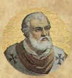Papa Agapetus al II-lea - foto preluat de pe cersipamantromanesc.wordpress.com