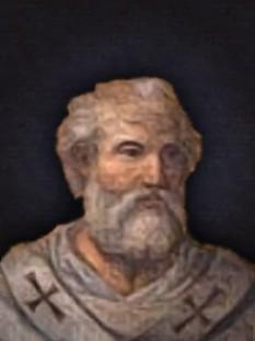 Papa Bonifaciu  al IV-lea -  foto preluat de pe cersipamantromanesc.com