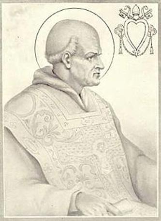 Papa Ioan I a fost Papă al Romei din 13 august 523,  pana la moartea sa, in 18 mai 526 - foto: ro.wikipedia.org