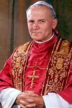 Karol Józef Wojtyła (Papa Ioan Paul al II-lea) (18 mai 1920 – 2 apr. 2005) - foto preluat de pe cersipamantromanesc.com