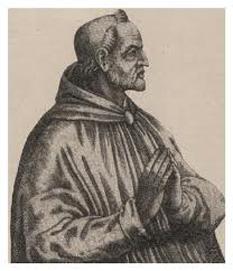 Papa Ioan al XXI-lea (născut Pedro Julião, la Lisabona, prin 1205-1220) - foto preluat de pe cersipamantromanesc.com