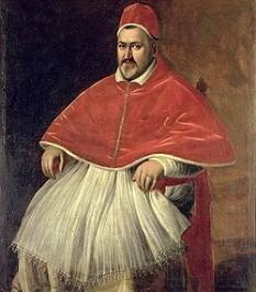 Papa Paul al V-lea - foto preluat de pe cersipamantromanesc.com