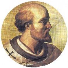 Papa Silvestru al II-lea - foto preluat de pe ro.wikipedia.org