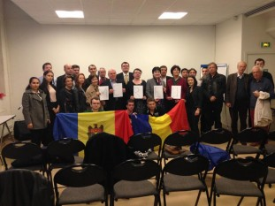 Diplomația Unirii: La Paris se discută despre Unire - foto preluat de pe infoprut.ro