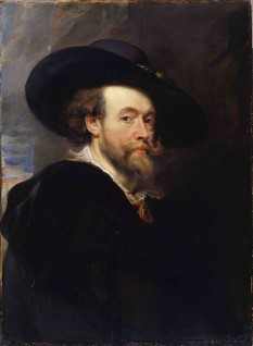 Rubens - Autoportret (1638) Guggenheim Hermitage Museum, Las Vegas - foto - ro.wikipedia.org