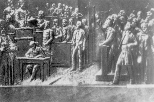 Proclamarea Independenței de stat a României - foto preluat de pe agerpres.ro
