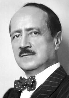 Saint-John Perse (pseudonimul literar al lui Alexis Léger) (n. 31 mai 1887 — d. 20 septembrie 1975) poet și diplomat francez, laureat al Premiului Nobel pentru Literatură în 1960 - foto - ro.wikipedia.org