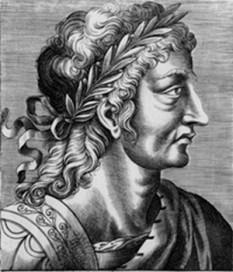 Servius Tullius, regele Romei -  foto preluat de pe cersipamantromanesc.com