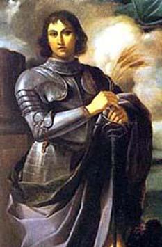 Sfantul Pancratiu - foto preluat de pe cersipamantromanesc.com