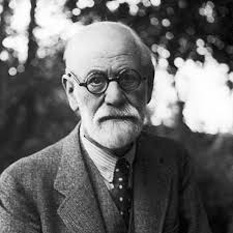 Sigmund Freud - foto preluat de pe cersipamantromanesc.wordpress.com