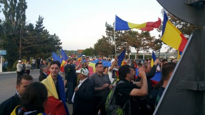 Vama Leușeni - foto - infoprut.ro (Ion Leașcenco/Facebook)