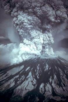 Vulcanul  Sf. Elena - foto preluat de pe ro.wikipedia.org