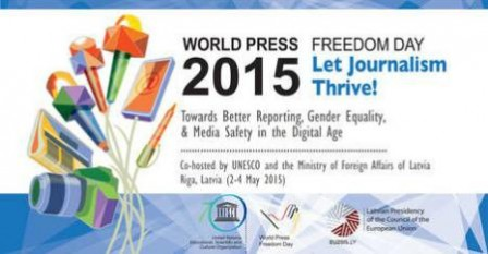 Ziua mondială a libertății presei - Foto: (c) www.unesco.org