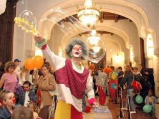 Ziua mondială a râsului - Foto: (c) Grigore POPESCU / Arhiva AGERPRES