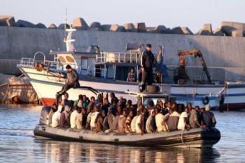 imigranți - Foto: (c) Hamza Turkia / XINHUA