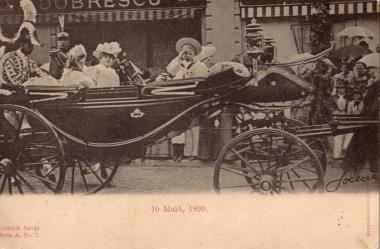 Parada de Ziua Nationala - 1899 - foto - stiri.tvr.ro