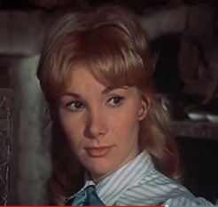Susan Hampshire in trailer for The Three Lives of Thomasina (1963) - foto preluat de pe en.wikipedia.org