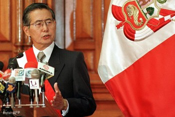 Alberto Fujimori (born 28 July 1938) is a former Peruvian politician. He was President of Peru from 28 July 1990 to 22 November 2000  - foto - dozodomo.com