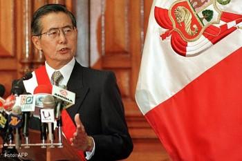 Alberto Fujimori (born 28 July 1938) presedinte Peru - foto - dozodomo.com