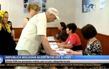 Alegeri locale în Republica Moldova - foto - stiri.tvr.ro