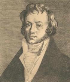 André-Marie Ampère (n. 20 ianuarie 1775 – d. 10 iunie 1836) fizician și matematician francez - foto - ro.wikipedia.org