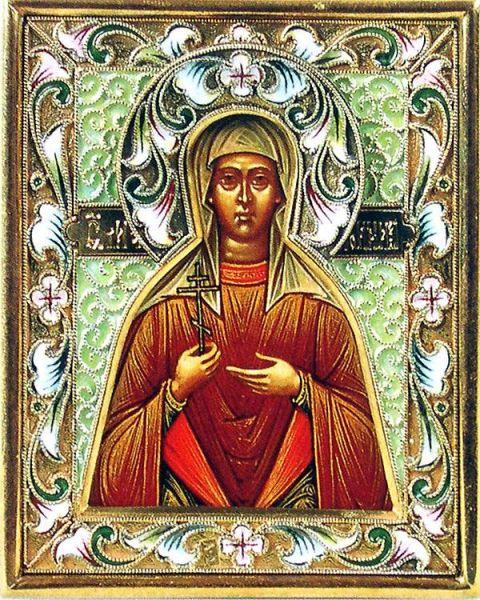 Sfânta Muceniță Antonina. Prăznuirea sa de către Biserica Ortodoxă se face la data de 10 iunie - foto: doxologia.ro