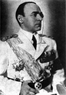 Armand Călinescu (n. 4 iunie 1893, Pitești - d. 21 septembrie 1939, București) om politic, prim-ministru, ministru și economist român - foto - ro.wikipedia.org