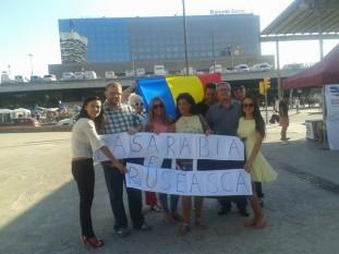Diaspora Barcelona-Spania - foto - infoprut.ro
