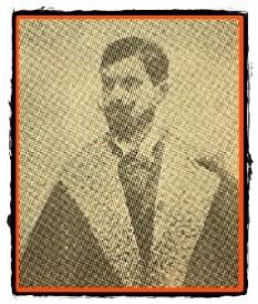 Bazil G. Assan (n. 1860; d. 1918 la Montreux, Elveția) inginer și explorator român, membru al Societății geografice române, primul român care a efectuat o călătorie în jurul Pământului - foto - universdecopil.ro