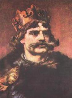 Boleslav I al Poloniei (alte denumiri Boleslas[1] sau Boleslav Cel Viteaz (n. 967 - d. 17 iunie 1025), cunoscut în trecut și ca Boleslav Cel Mare, a fost duce al Poloniei în perioada dintre anii 992-1025 și primul rege al Poloniei în 1025 - foto - ro.wikipedia.org