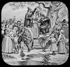 10 iunie 1692: La Salem (SUA)  este  spanzurata  Bridget Bishop, acuzata de practicarea vrajitoriei - foto - cersipamantromanesc.wordpress.com