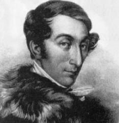 Carl Maria von Weber (n. 18 noiembrie 1786, Eutin - d. 5 iunie 1826, Londra) compozitor german, creatorul operei romantice germane - foto - ro.wikipedia.org