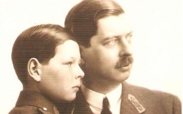 Carol al II-lea şi Mihai I - foto - adevarul.ro