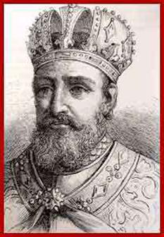 Carol al II-lea cel Pleșuv (* 13 iunie 823, Frankfurt am Main - † 6 octombrie 877, Avrieux), fiul lui Ludovic cel Pios, a purtat din 829 titlul de dux Alemanniae, în 843 a moștenit partea vestică a Imperiului Carolingian (aprox. teritoriul de Franței de astăzi), iar în pe 25 decembrie 875 a fost încoronat la Roma ca împărat al Occidentului - foto - cersipamantromanesc.wordpress.com