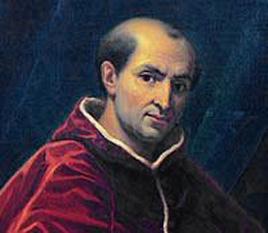 Papa Clement al V-lea (n. ca. 1250 — d. 1314) unul din cei mai însemnați papi din evul mediu - foto - cersipamantromanesc.wordpress.com