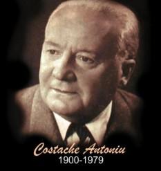 Costache Antoniu (n. 25 februarie 1900, comuna Țigănași, județul Iași; d. 16 iunie 1979, București)  actor român de teatru și film - foto - ro.wikipedia.org