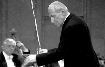 Emanuel Elenescu (n. 8 martie 1911, Piatra Neamț – d. 17 iunie 2003) compozitor și dirijor român - foto - ziarulceahlaul.ro