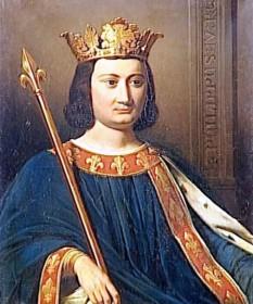 Filip al IV-lea cel Frumos (franceză Phlippe IV le Bel) (născut la palatul Fontainebleau în 1268 - mort la 29 noiembrie, 1314) regele Franței din 1285 până în 1314, fiind membru al dinastiei Capețiene -  foto (Juan de Flandra: Portretul lui Philippe le Beau,Knsthistorisches Museum Viena) - cersipamantromanesc.wordpress.com