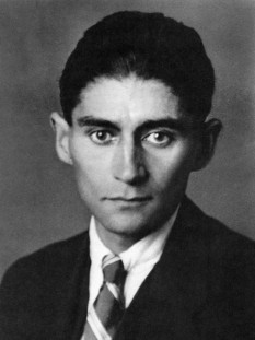 Franz Kafka (n. 3 iulie 1883, Praga - d. 3 iunie 1924, Viena) scriitor evreu de limbă germană, originar din Praga - foto - ro.wikipedia.org