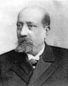 Gheorghe I. Lahovary (n. 1 iunie 1838, Râmnicu Vâlcea - d. 13 iunie 1909, București)  inginer și scriitor român, membru de onoare al Academiei Române (din 1901) - foto - ro.wikipedia.org