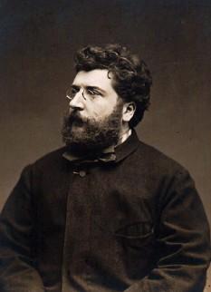 Georges Alexandre César Léopold Bizet (n. 25 octombrie 1838, Paris—d. 3 iunie 1875, Bougival-Paris) compozitor francez al erei romantice, celebru mai ales datorită operei sale Carmen - foto: ro.wikipedia.org