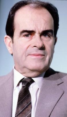 Georges Marchais (născut Georges René Louis Marchais, 7 iunie 1920, La Hoguette, Calvados, Franța - d. 16 noiembrie 1997, Paris, Arondismentul 10) om politic francez, secretar general al Partidului Comunist Francez între 1972 și 1994, deputat în Parlamentul Francez între 1973 si 1997 - foto - ro.wikipedia.org