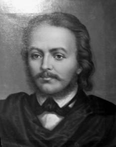 Gheorghe Lazăr (n. 5 iunie 1779, Avrig - d. 17 septembrie 1823, Avrig) pedagog, teolog și inginer român, considerat fondatorul învățământului în limba națională din Țara Românească - foto - ro.wikipedia.org
